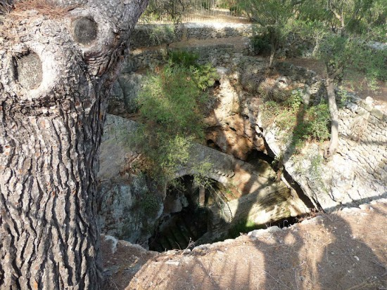 Cave of San Marti