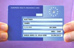 EHIC-CARD