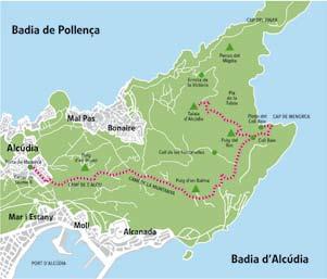 El Coll Baix Beach Majorca