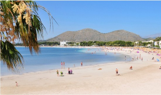 Alcudia beaches