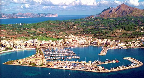 beautiful alcudia