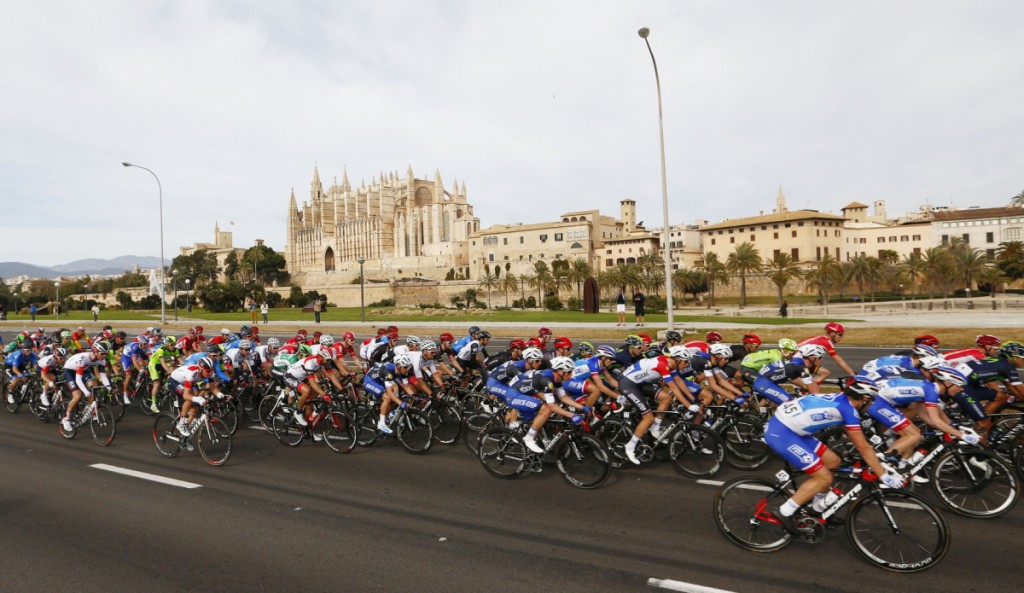 Professional cyclists pedal to triumph at Challenge Mallorca