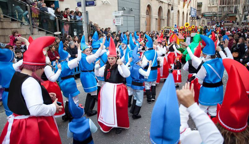 Mallorca gears up for Carnival 2016