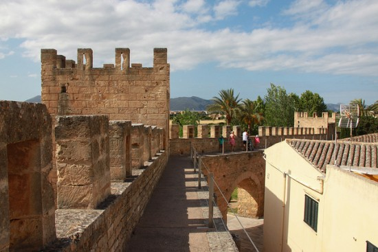 places to see in old Alcudia Town