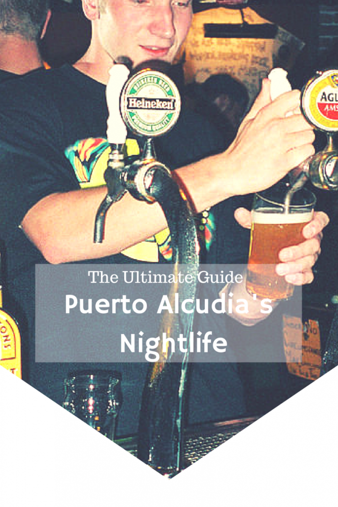 Puerto Alcudia Nightlife